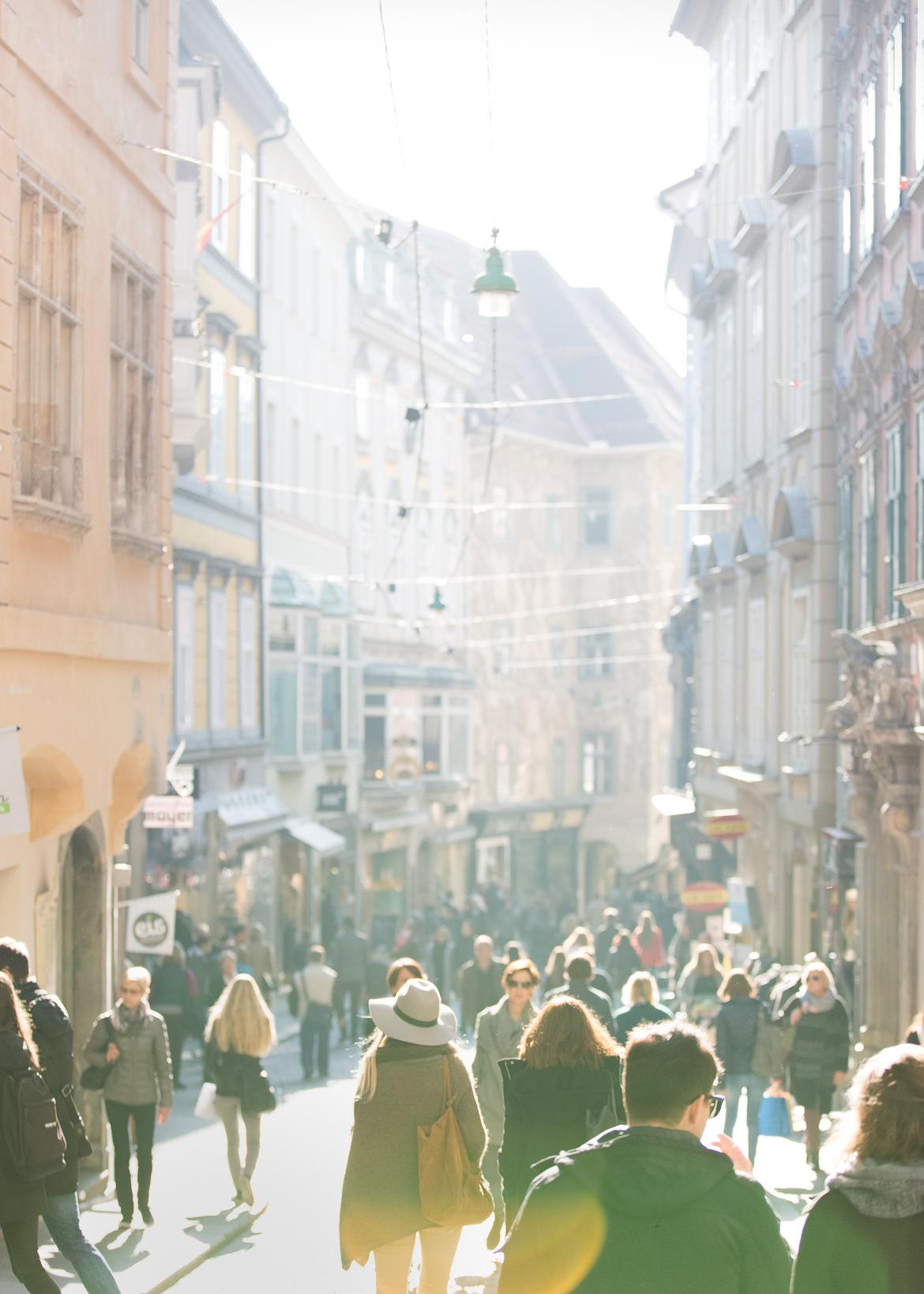 Kurt Remling Werbefotograf Grazer Innenstadt so richtig echt (1)