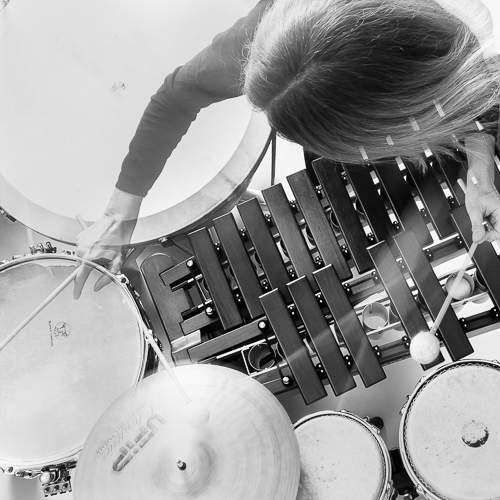 PERCUSSION MEETS IDENTITY